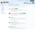 Firefox Gutschein Add-ons